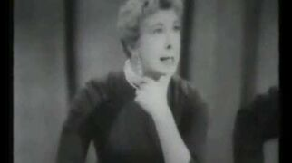 Whats my Line? BBC 1955