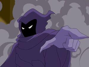 Faceless Phantom