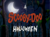 A Scooby-Doo Halloween