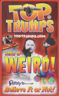 R top trumps