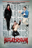 What We Do in the Shadows American poster