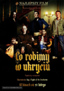 What We Do in the Shadows Polish poster 1