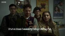 Staten Island Community College LARPing Club
