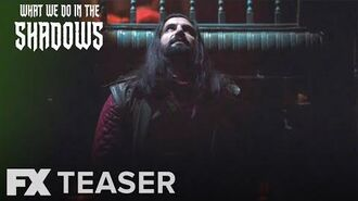 What We Do in the Shadows Season 1 Prince of Darkness Teaser FX