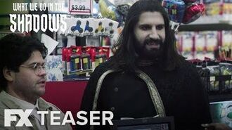 What We Do in the Shadows Season 1 Cash or Credit Teaser FX
