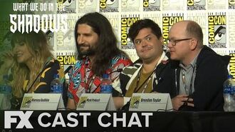 What We Do in the Shadows Season 1 Guillermo's Future Cast Chat FX