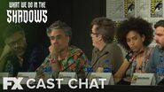 What We Do in the Shadows Season 1 Improvised Secrets Cast Chat FX