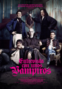 What We Do in the Shadows Mexican poster