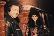 Nadja and Laszlo 80s
