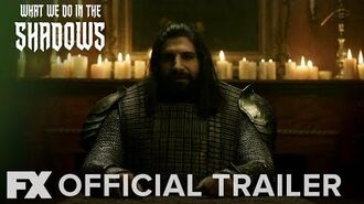 What We Do in the Shadows Season 1 Official Trailer HD FX