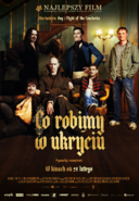 What We Do in the Shadows Polish poster 2
