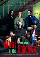 What We Do in the Shadows Dutch poster
