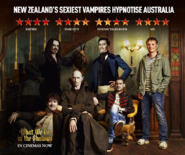 What We Do in the Shadows Australian poster