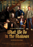 What We Do in the Shadows Swedish poster