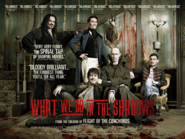 What We Do in the Shadows UK poster