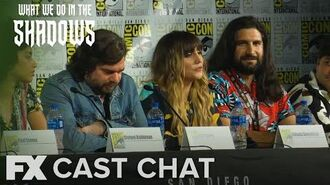 What We Do in the Shadows Season 1 Bat! Cast Chat FX