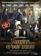 What We Do in the Shadows French poster