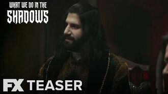 What We Do in the Shadows Season 1 Fingers Teaser FX