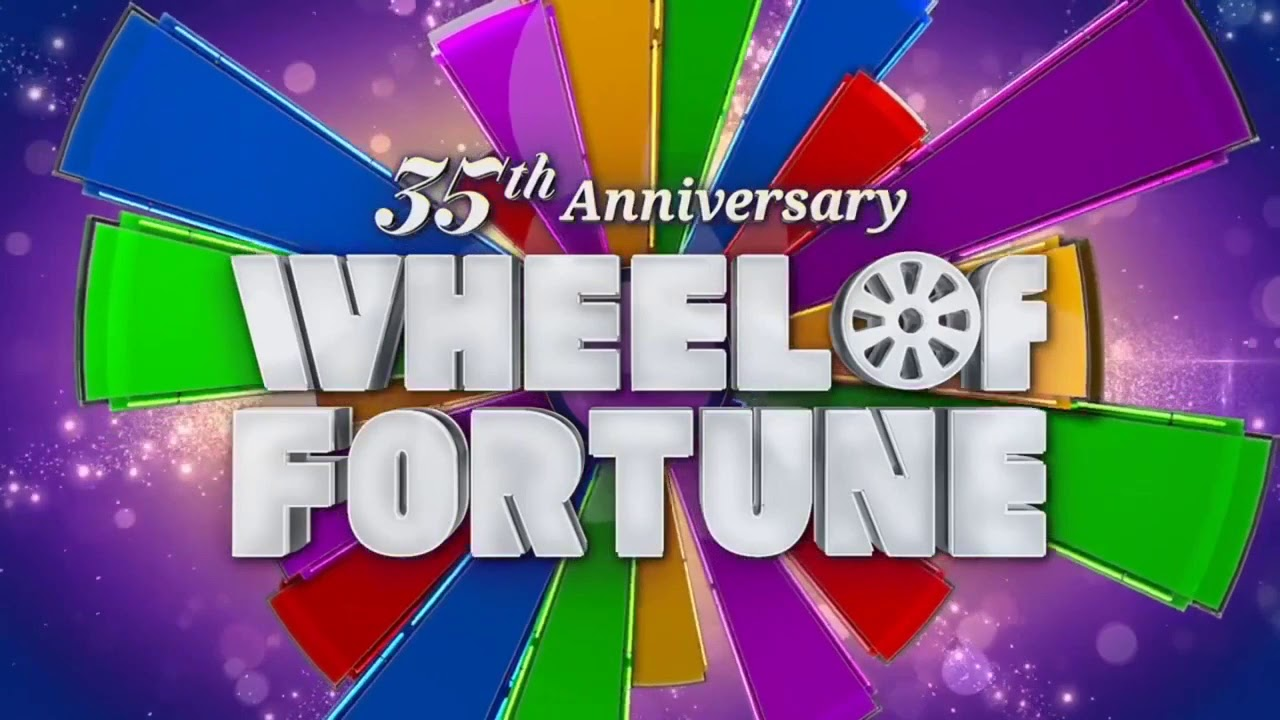 Wheel of Fortune timeline (syndicated)/Season 35 | Wheel of Fortune ...