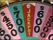 Season 14 Sponsored Jackpot Wedge