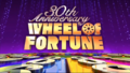 30th Anniversary Wheel of Fortune Logo.png
