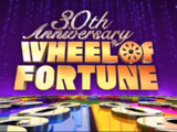 Wheel of Fortune timeline (syndicated)/Season 30