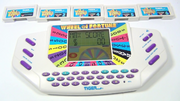 Wheel 1995 Tiger Electronics Game