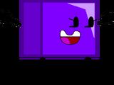 Purple Blocky