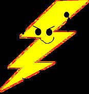 WOW Lightning Bolt Pose