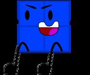 WOW O Tetris Block Pose