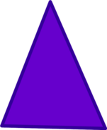 WOW Shoaigo Purple Triangle Body