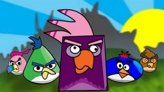 Angry Birds Video Game Parody Effed Up Fids