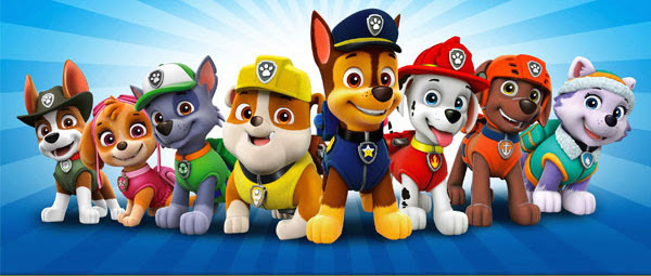 PAW Patrol When the Cold Breeze