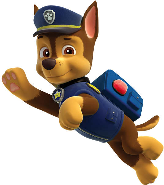 Chase Paw Patrol When The Cold Breeze Blows Away Wiki Fandom