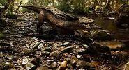 Armored Desmatosuchus
