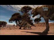 Stegosaurus vs Ceratosaurus