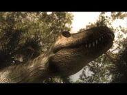 T. rex hunting