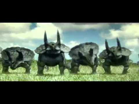 File:When-dinosaurs-roamed-america-t-rex-vs-a-herd-of-triceratops.jpg