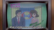 Television Report of Crimes