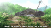 Irie Clinic Dilapidated