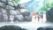 Girls Bathing