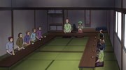 Shion Chairs Meeting as Mion