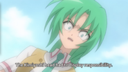 Shion talks to Rika about Responsibility