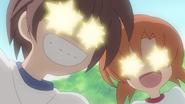 Keiichi and Rena Chortle