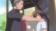 Ōishi and Keiichi Communicate