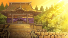 Furude Shrine Rei