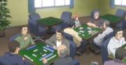 Mahjong parlor