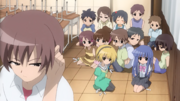 Keiichi and Hostages