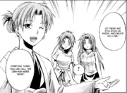 Akane Approves of Keiichi