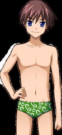 KeiichiSwimsuitKizuna
